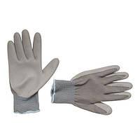"""Перчатки трикотажные с латексным покрытием, 10"""" INTERTOOL SP-0122"""