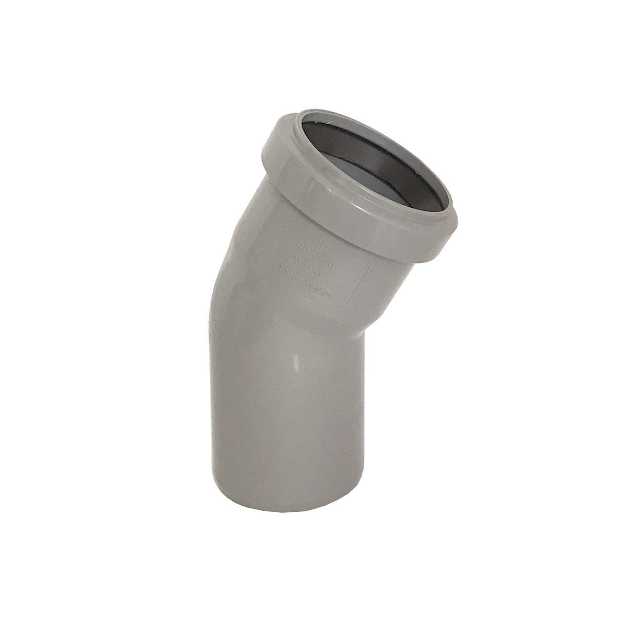 Колено VSplast  50x30°
