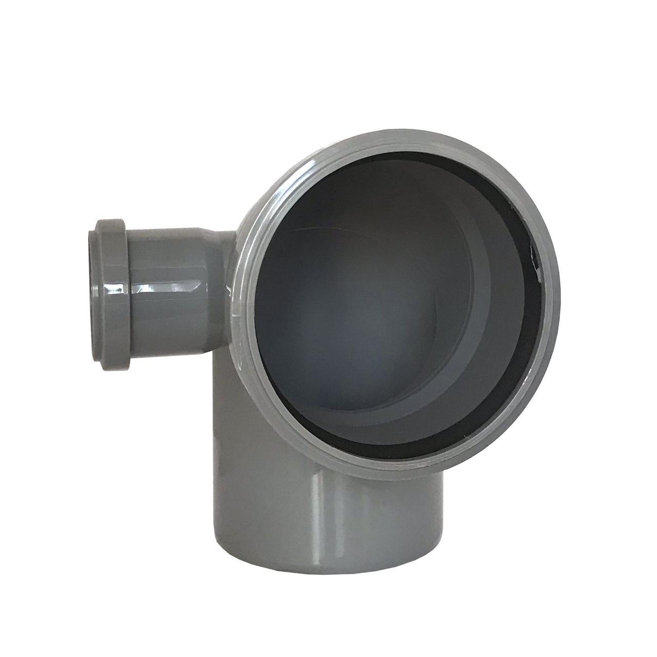 Колено VSplast 110х50x90° (левое)