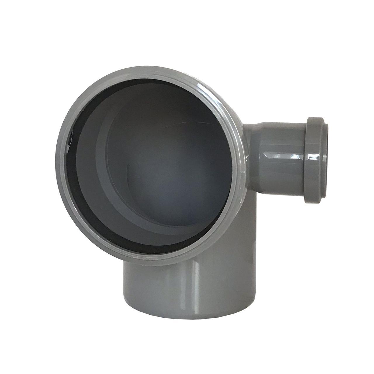 Колено VSplast 110х50x90° (правое)