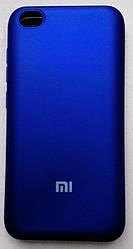 Silicone Color Cover Xiaomi Redmi Go Blue