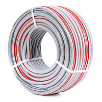 """Шланг для полива 5-ти слойный 1/2"""", 50м, армированный PVC INTERTOOL GE-4135"""