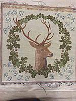 Гобеленова картина Art de Lys Благородний олень 50x50 без підкладки, фото 1
