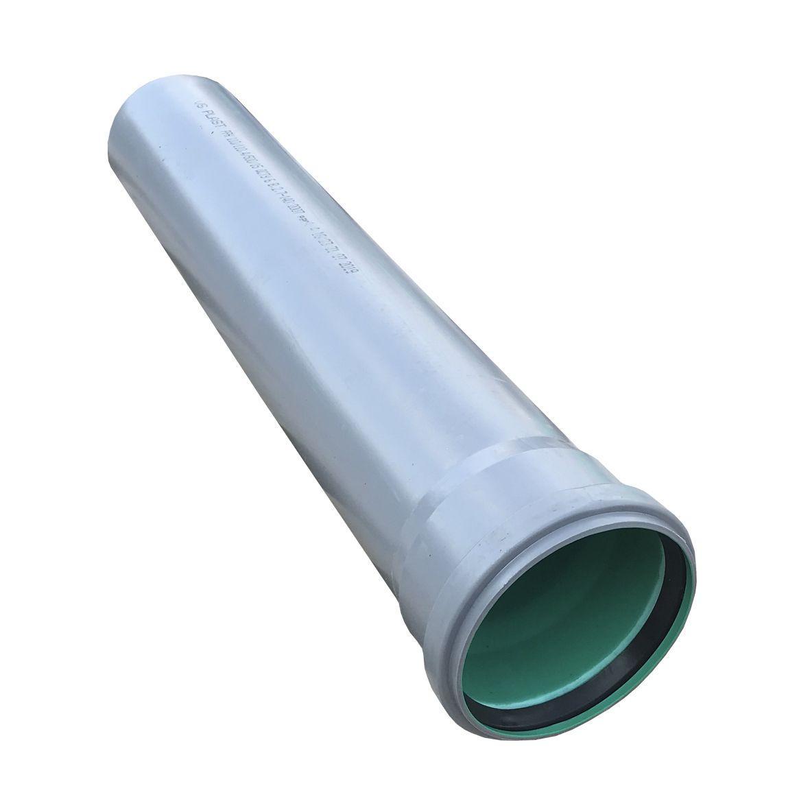 Труба канализационная VSplast 110х1000мм