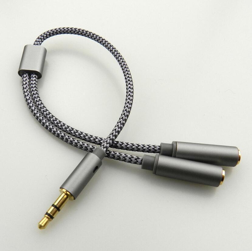 Кабель мультимедийный KIN Fast Cable KY-191 mini-jack 3,5