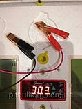 Инкубатор Рябушка Smart Turbo -70 цифровой с механическим переворотом,инфракрасным нагревателем, 12 в., фото 5