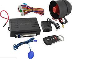 Автосигнализация Car Alarm 2 WAYKD 3000 APP5544, с сиреной КОД: 010278