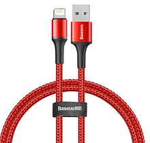 Оригінальний кабель Baseus для швидкої зарядки і передачі даних USB Type-C 5V 3А Q. C 3.0 Колір Чорний 1 метр