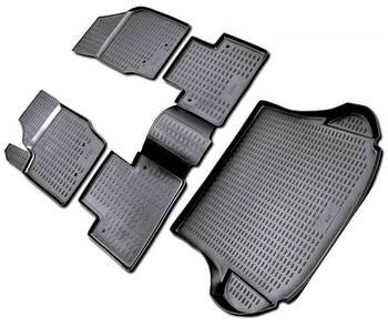 Автомобільні килимки в салон і багажник