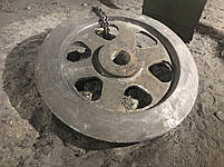 Отливка промышленных деталей, запасных частей, фото 7