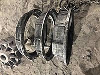 Отливка промышленных деталей, запасных частей, фото 8