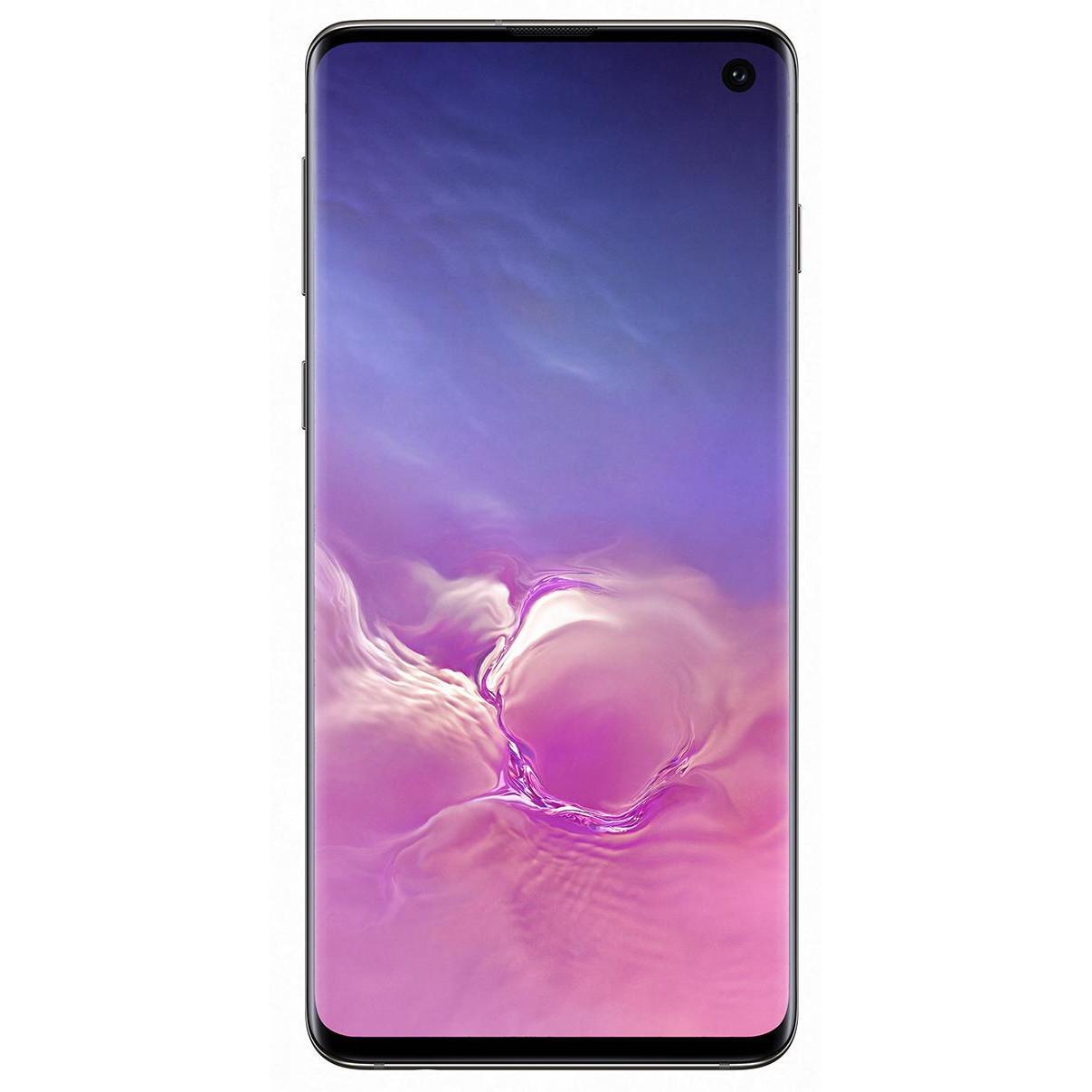 Смартфон Samsung Galaxy S10 SM-G973 DS 128GB Black (SM-G973FZKD)