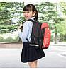 Рюкзак Music красный Senkey&Style светящийся в темноте, фото 2