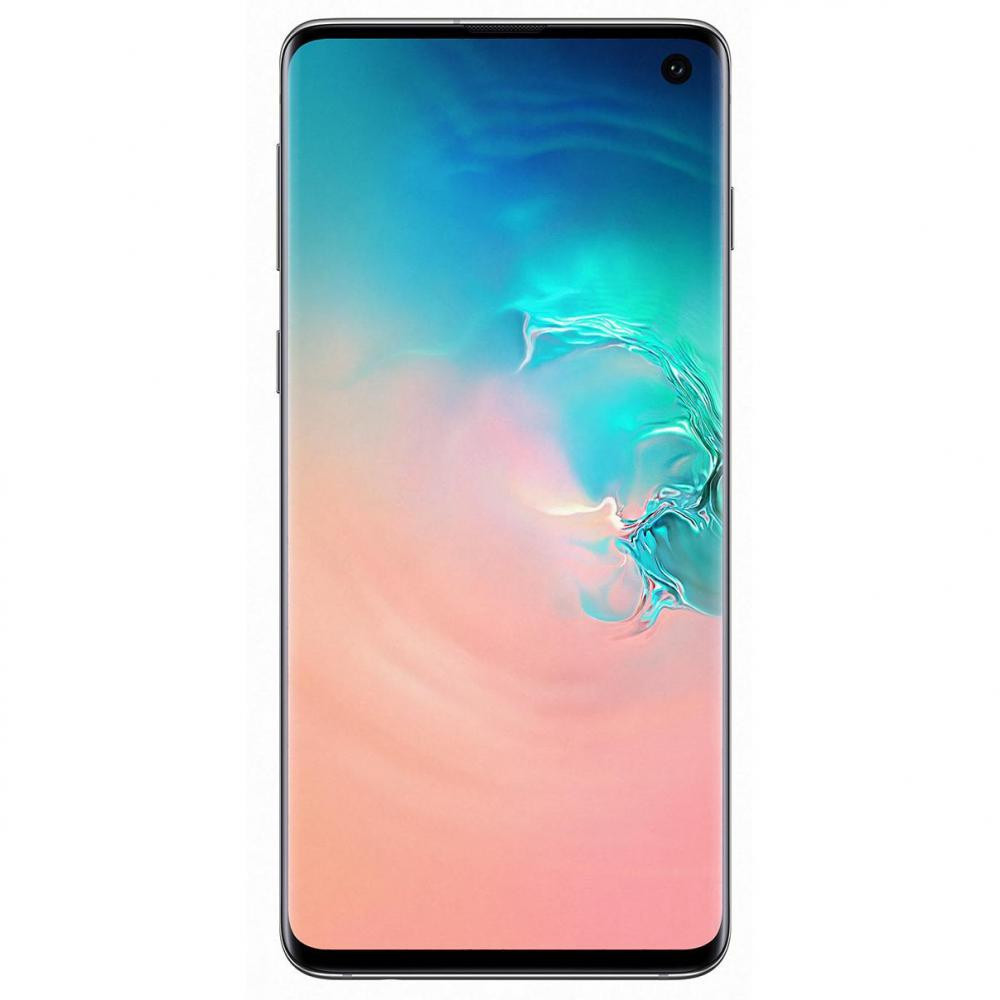 Смартфон Samsung Galaxy S10 SM-G973 DS 128GB White (SM-G973FZWD)