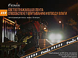 Легкий Налобный фонарик Fenix HM23 240LM с теплым светом (Cree XP G3 S3 NW, IP68, TIR оптика, Батарея AA), фото 9