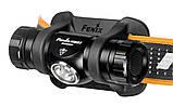 Легкий Налобный фонарик Fenix HM23 240LM с теплым светом (Cree XP G3 S3 NW, IP68, TIR оптика, Батарея AA), фото 7