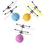 Летающая игрушка Flying Ball Розовый Шар | Шарик-вертолет, летающий от руки | Интерактивная игрушка, фото 5