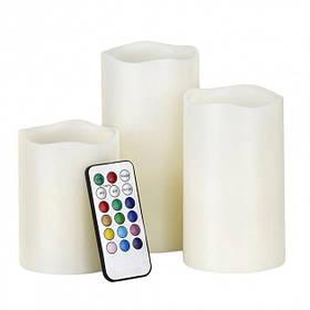 Набір HMD Чарівні свічки на пульті управління 3 шт КОД: 109-1081345