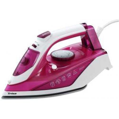 Утюг Trisa Comfort Steam i5717 7957.7712 Розовый с белым  КОД: 4707