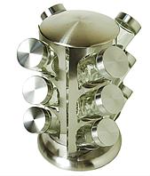Набор для специй с подставкой MHZ 3162, 13 предметов КОД: 010901