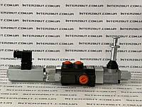 Гидрораспределитель с электромеханическим управлением