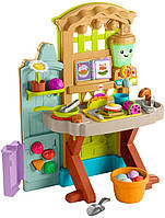 "Інтерактивна іграшка Fisher-Price ® Laugh & Learn ""Кухня сад"" NEW"