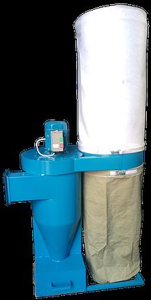 ССТ3200 Промышленный пылесос для сбора металлической стружки | пылеуловитель промышленный для заточных станков, фото 2