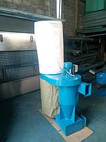 ССТ2200 Промышленный пылесос для сбора металлической стружки | пылеуловитель промышленный для заточных станков, фото 2