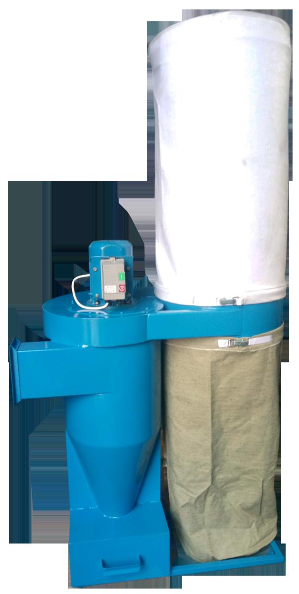 ССТ2200 Промышленный пылесос для сбора металлической стружки | пылеуловитель промышленный для заточных станков