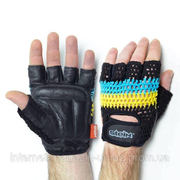 Перчатки тренировочные Stein Cuts GPT-2183ua (S) - черные (Украина)