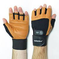 Перчатки тренировочные Stein Larry GPW-2033 (L) - черно-коричневые
