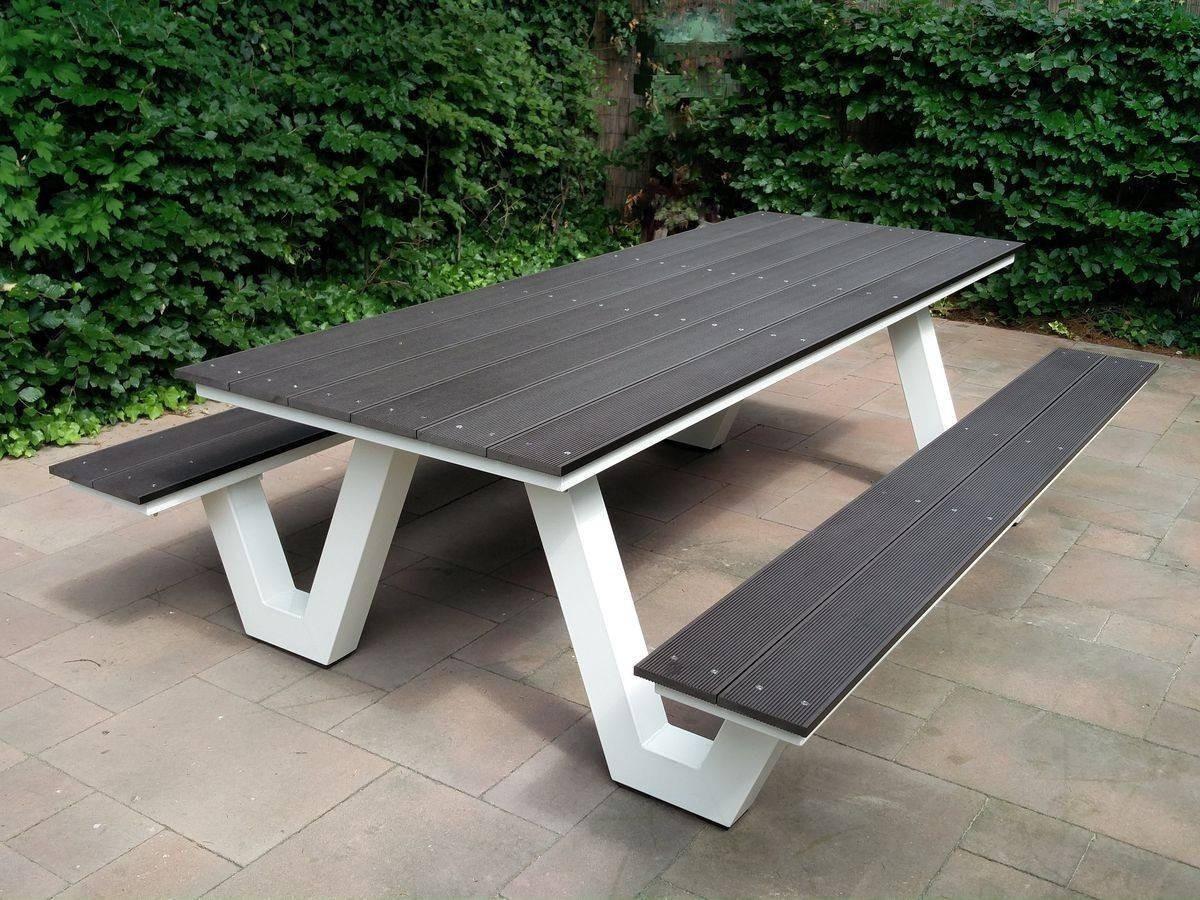 Комплект садовый 2 лавки + стол Comfort