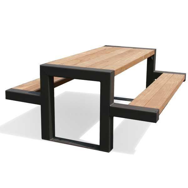 Комплект садовый 2 лавки + стол Break