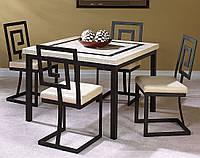 Набор кухонной мебели стол + 4 стула Ilizium