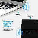 USB Bluetooth адаптер BT 5,0 MINI USB беспроводной компьютерный аудио приемник  для ПК компьютера ноутбука, фото 6