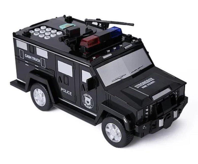 Машинка копилка Money Box Toy с купюроприемником