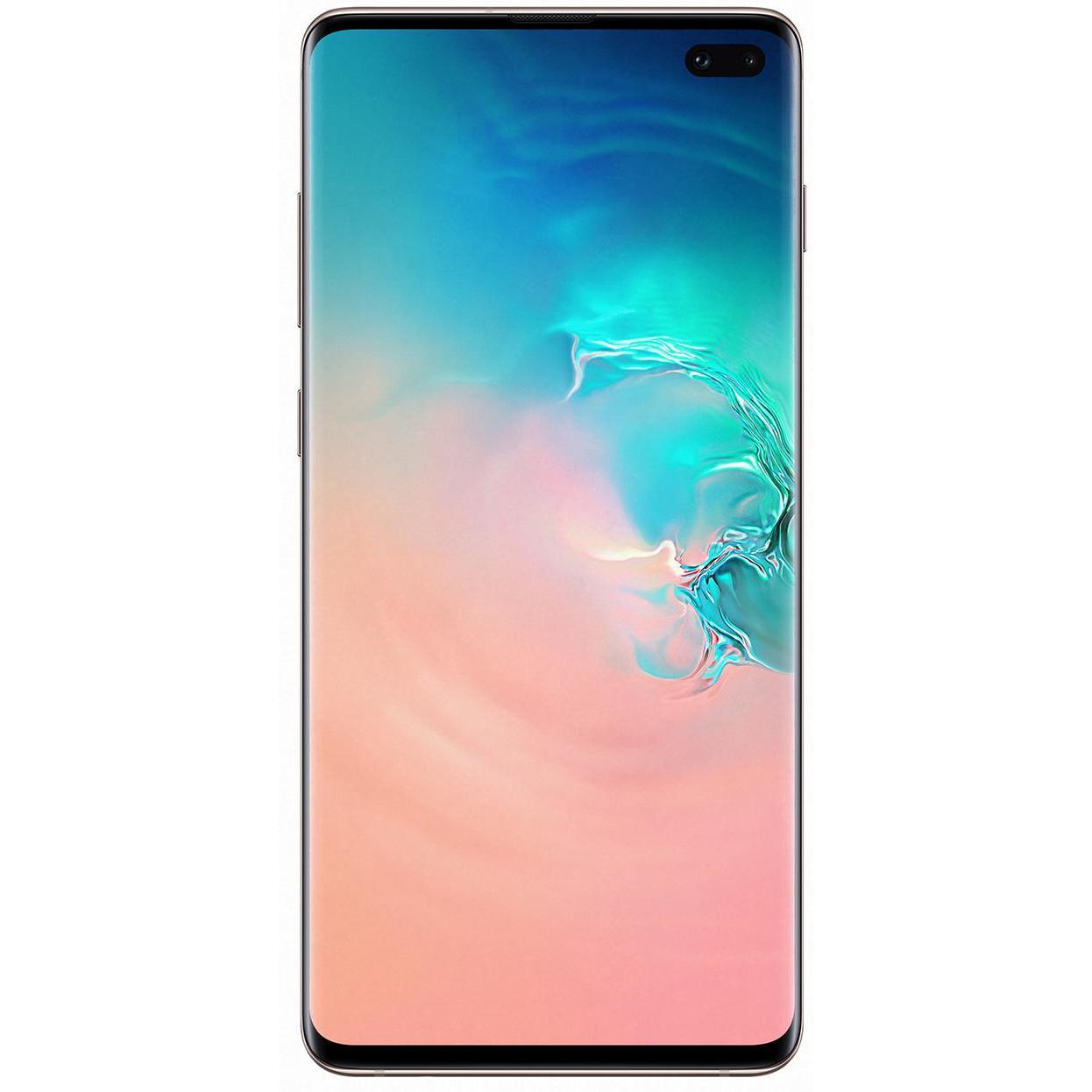 Смартфон Samsung Galaxy S10+ SM-G975 DS 128GB White (SM-G975FZWD)
