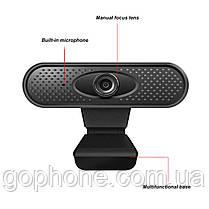 Профессиональная веб-камера с микрофоном FULLHD (1920×1080), фото 3