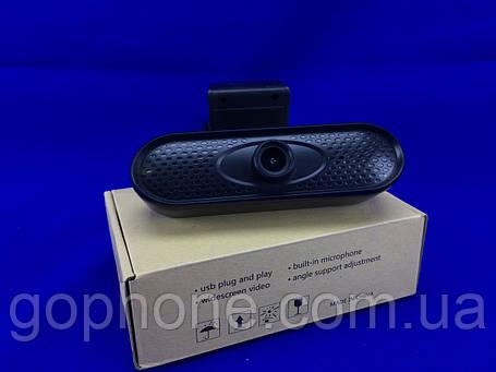 Профессиональная веб-камера с микрофоном FULLHD (1920×1080), фото 2