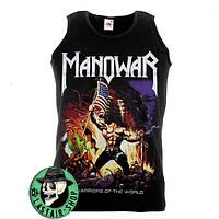 Майка MANOWAR - Warriors Of The World