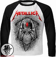 Футболка з довгим рукавом Metallica (spider)