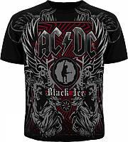 "Футболка AC/DC ""Black Ice"" XXL"