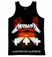 "Майка Metallica ""Master Of Puppets"""