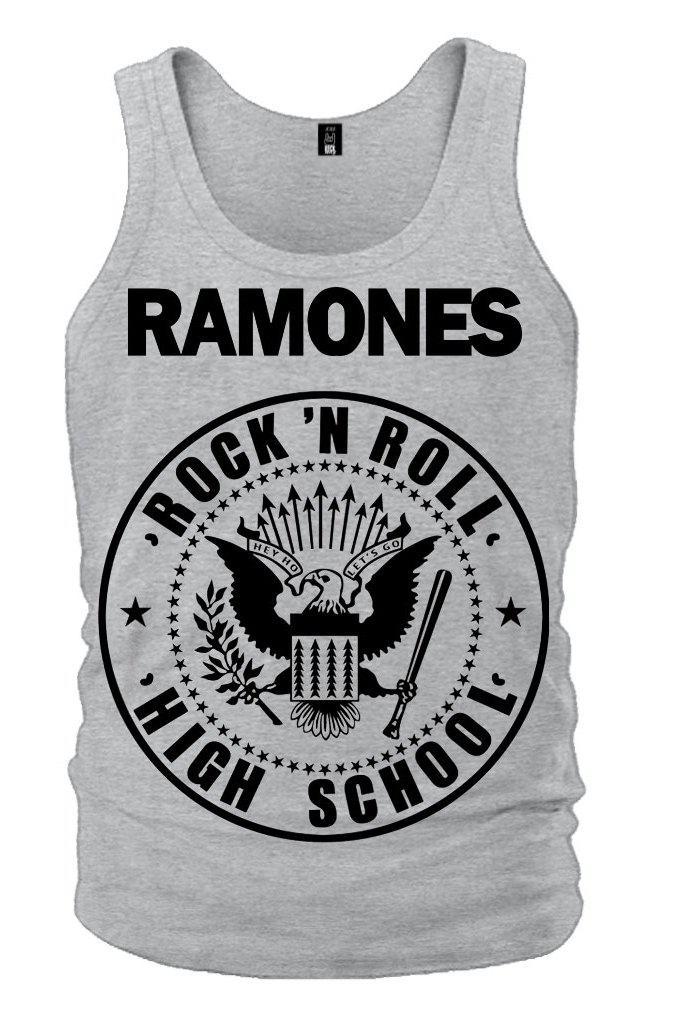 МАЙКА RAMONES rock'n'roll (МЕЛАНЖ)