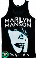 "Футболка Marilyn Manson ""Born Villain"""