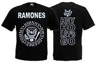 Футболка RAMONES (лого)