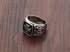 """Перстень """"Залізний хрест 2"""""""
