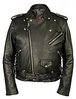 """Куртка """"КОСУХА"""" шкіряна пошиття на замовлення, фото 1"""