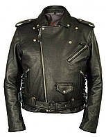 """Куртка """"КОСУХА"""" шкіряна пошиття на замовлення"""