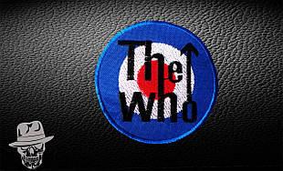 WHO,The (мішень) - нашивка з вишивкою